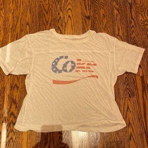 American Eagle Coke T Shirt